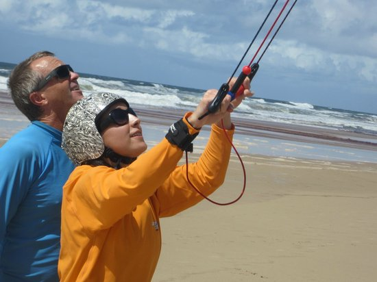 Adventure Sports Kitesurf Australia: Introduction Lesson
