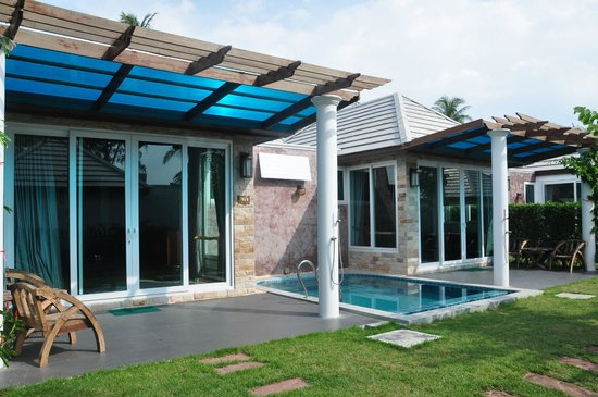 Sea Valley Hotel and Spa: Family Pool Villa