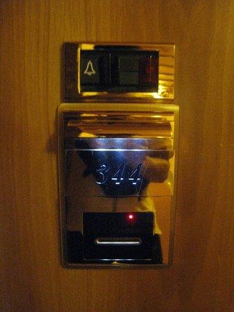 Michelangelo Hotel: 344号室
