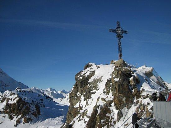 Klaus: Gaislachkogl 3058 m