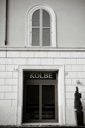 Kolbe Hotel Rome: εισοδος