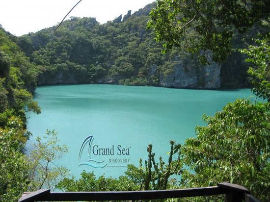 Grand Sea Discovery - Day Tours : Emerald Green Lagoon
