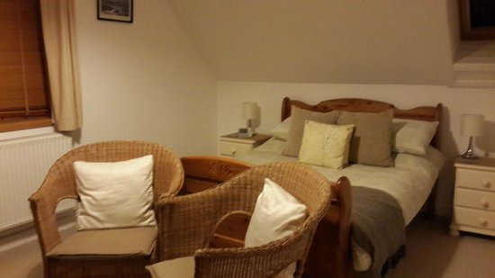 Graineag Bed and Breakfast: room