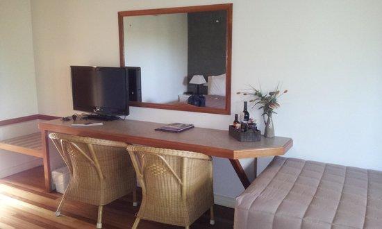 Arabella Garden Inn: Good size room (family)