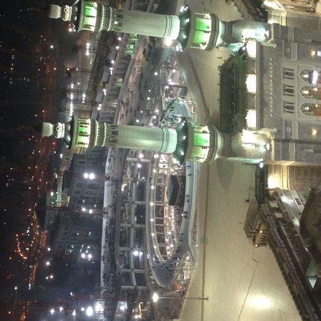 Raffles Makkah Palace: Kaaba view
