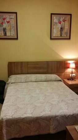 Hostal Costa Azul: bedroom