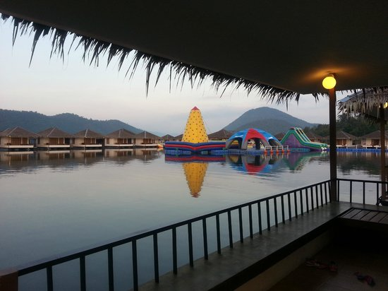 Lake Heaven Resort and Park : Play area
