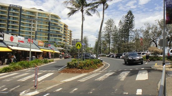 Seamark On First: Beach Tce