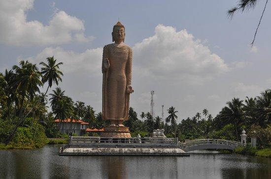 Amarit Hotel: Будда