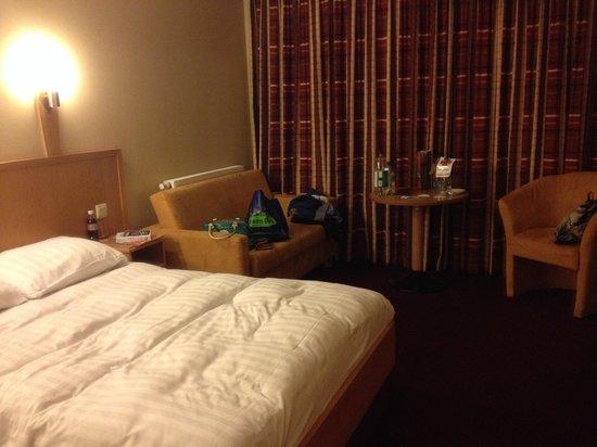 Clayton Hotel Leopardstown: Bedroom