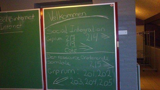 Danhostel Aalborg : Education