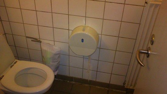 Danhostel Aalborg : Bathroom