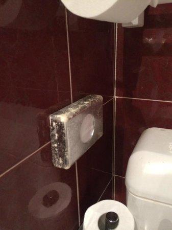 Villa Luxembourg : Toilettes