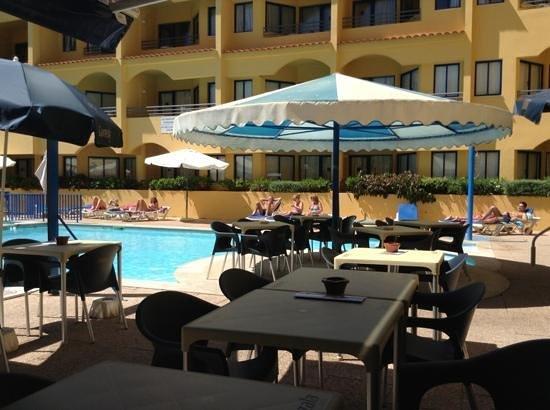 Rio Apartments : pool area at the rio