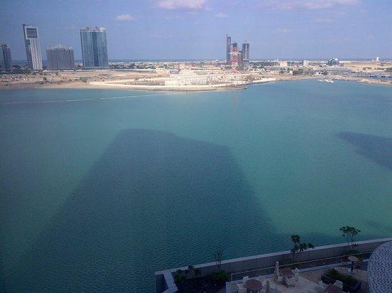 Rosewood Abu Dhabi: Waterside View