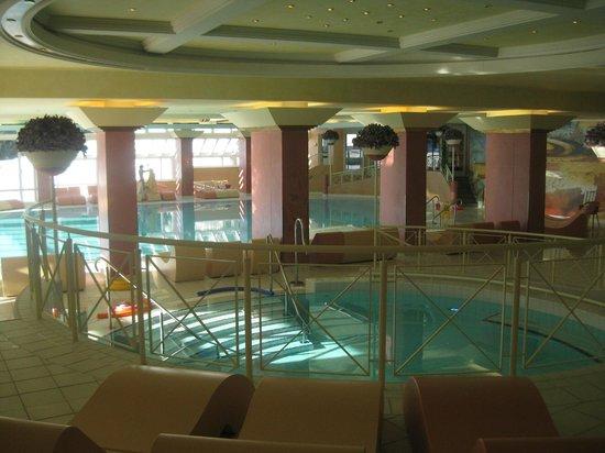 Kinderhotel Oberjoch: Poolbereich/ kleiner Ausschnitt
