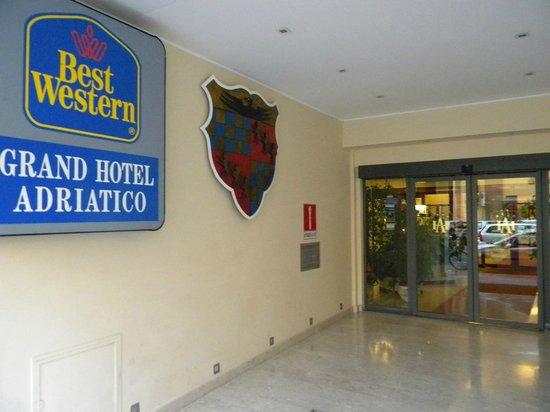 Grand Hotel Adriatico: A good city hotel