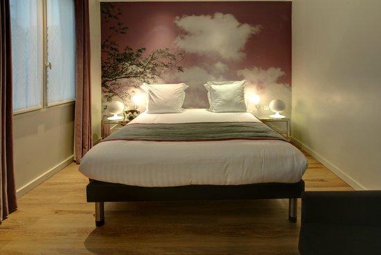 Hotel Basile: Superior double room