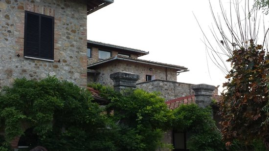 La Loggia - Villa Gloria: esterno