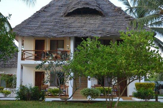 Ngalawa Beach Village : ma chambre