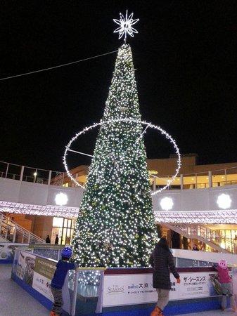 Aeon Lake Town: クリスマス