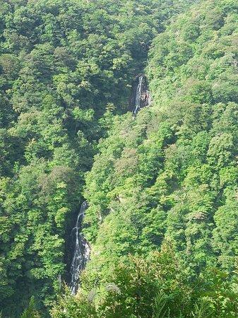 Takimidai Lookout: 三階滝
