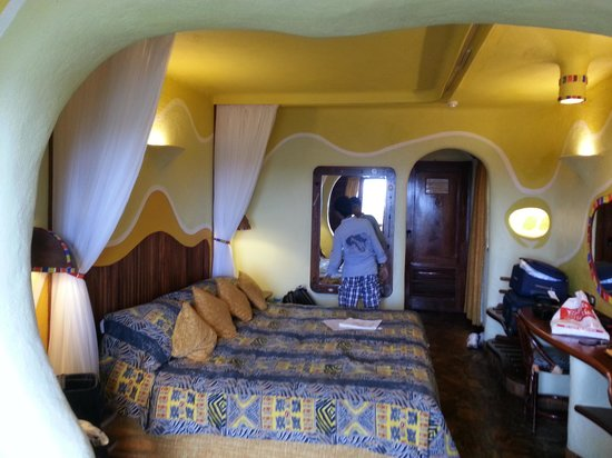 Mara Serena Safari Lodge: Fantastic room