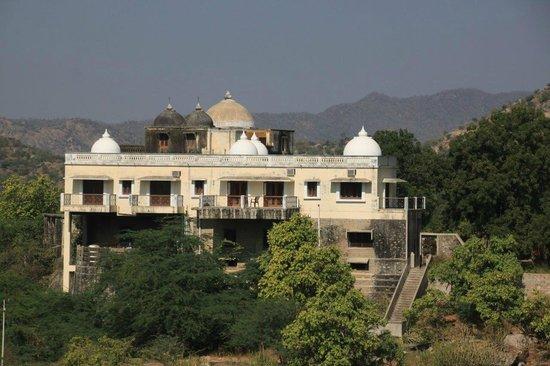 Bhavani Villa: My room