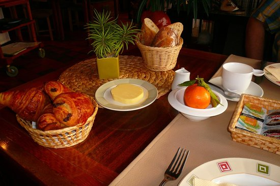 Vertige des Saveurs : petit-déjeuner