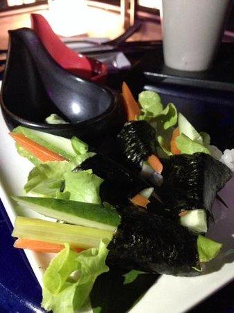 Mode Sathorn Hotel : ... for vegetarians