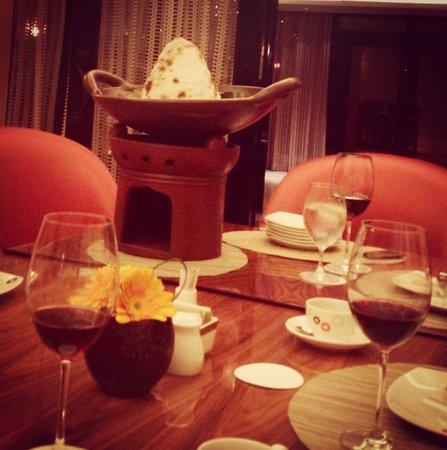 The Trans Luxury Hotel Bandung: Awug (Steam Rice Flour with Palm Sugar) nice dessert