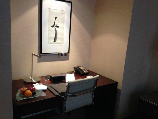 Shangri-La Hotel Toronto: Study area