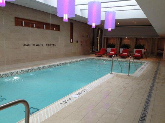Shangri-La Hotel Toronto: Pool