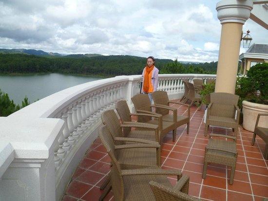 Dalat Edensee Resort & Spa: View from room
