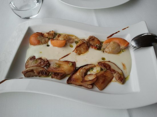 Galileo Restaurante : primer plato