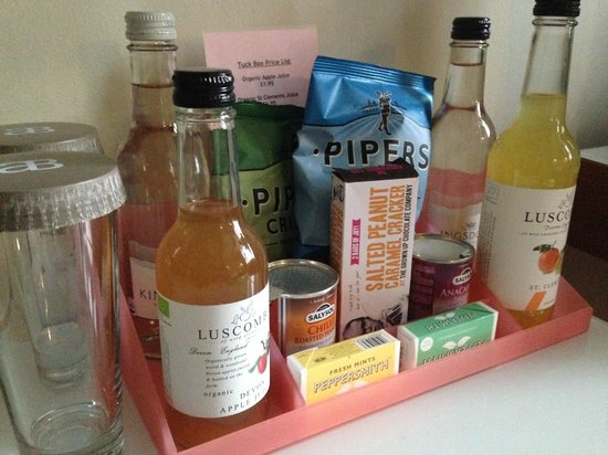 "ABode Manchester : The Room ""Tuck Shop"""