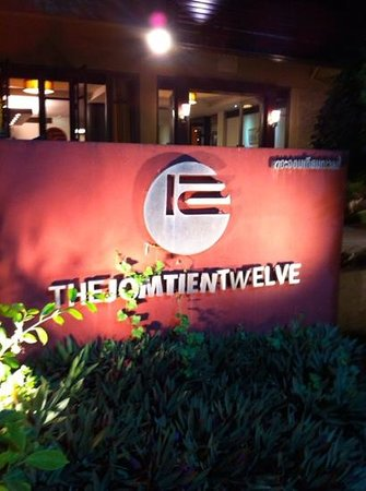 The jomtien twelve - restaurant