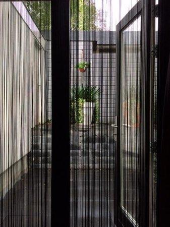 Hotel Sebastian's : Courtyard area