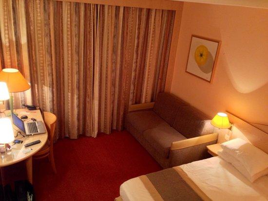 Hotel Mercure Lisieux : Chambre 108