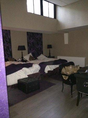 Hotel Sebastian's : Family sized bedroom