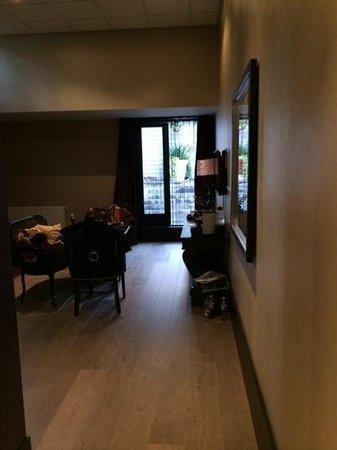 Hotel Sebastian's : large family room