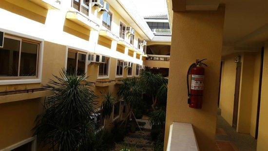Henann Regency Resort & Spa: Вид из номеров Standart