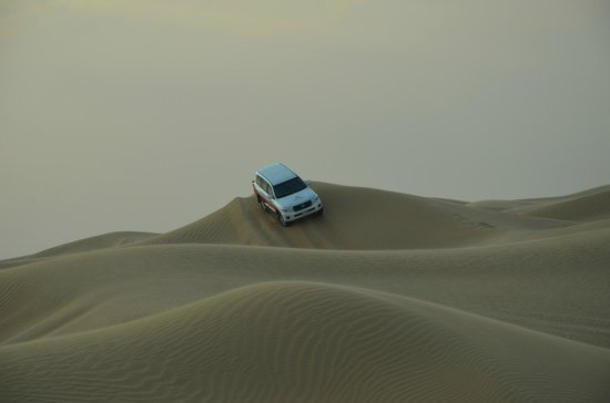 Grand Hyatt Dubai : dont miss the safari