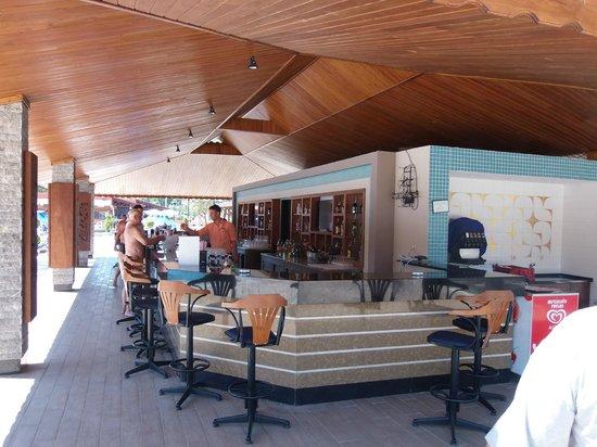 Kustur Club Holiday Village : Poolbar