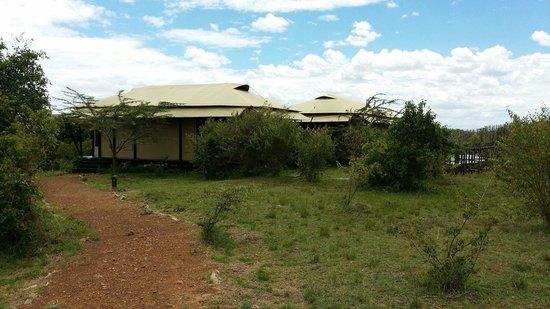 Olare Mara Kempinski Masai Mara: The tents