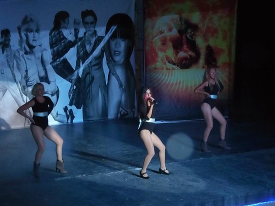 Kustur Club Holiday Village: Show