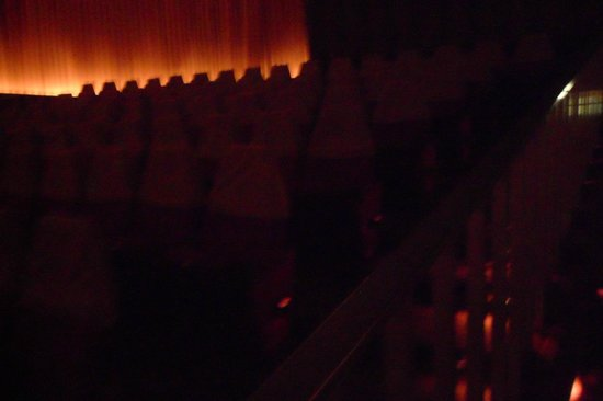 Scala Cinema: Seats