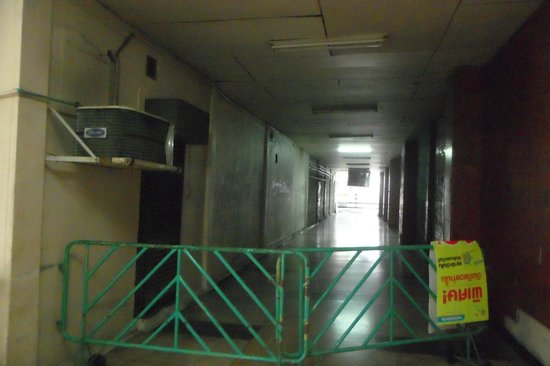 Scala Cinema: The restricted zone