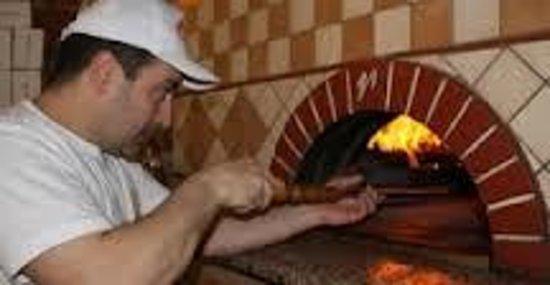 Pizzeria Il Fornaretto: Il forno a legna