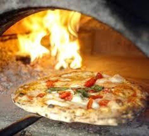 Pizzeria Il Fornaretto: le pizze